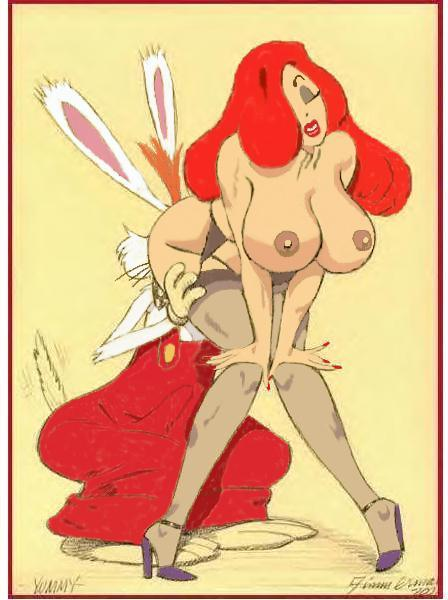 rabbit who roger naked jessica framed Nidorina can only be female