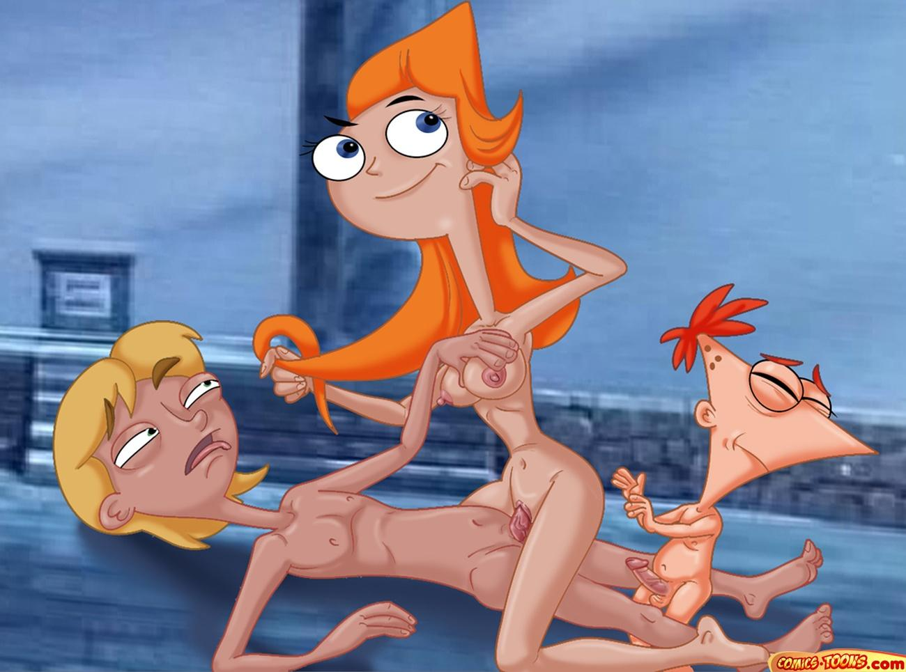 ferb candace phineas and feet Fire emblem female corrin hentai