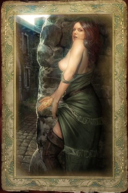 yennefer witcher nude the 3 Princess peach and bowser hentai