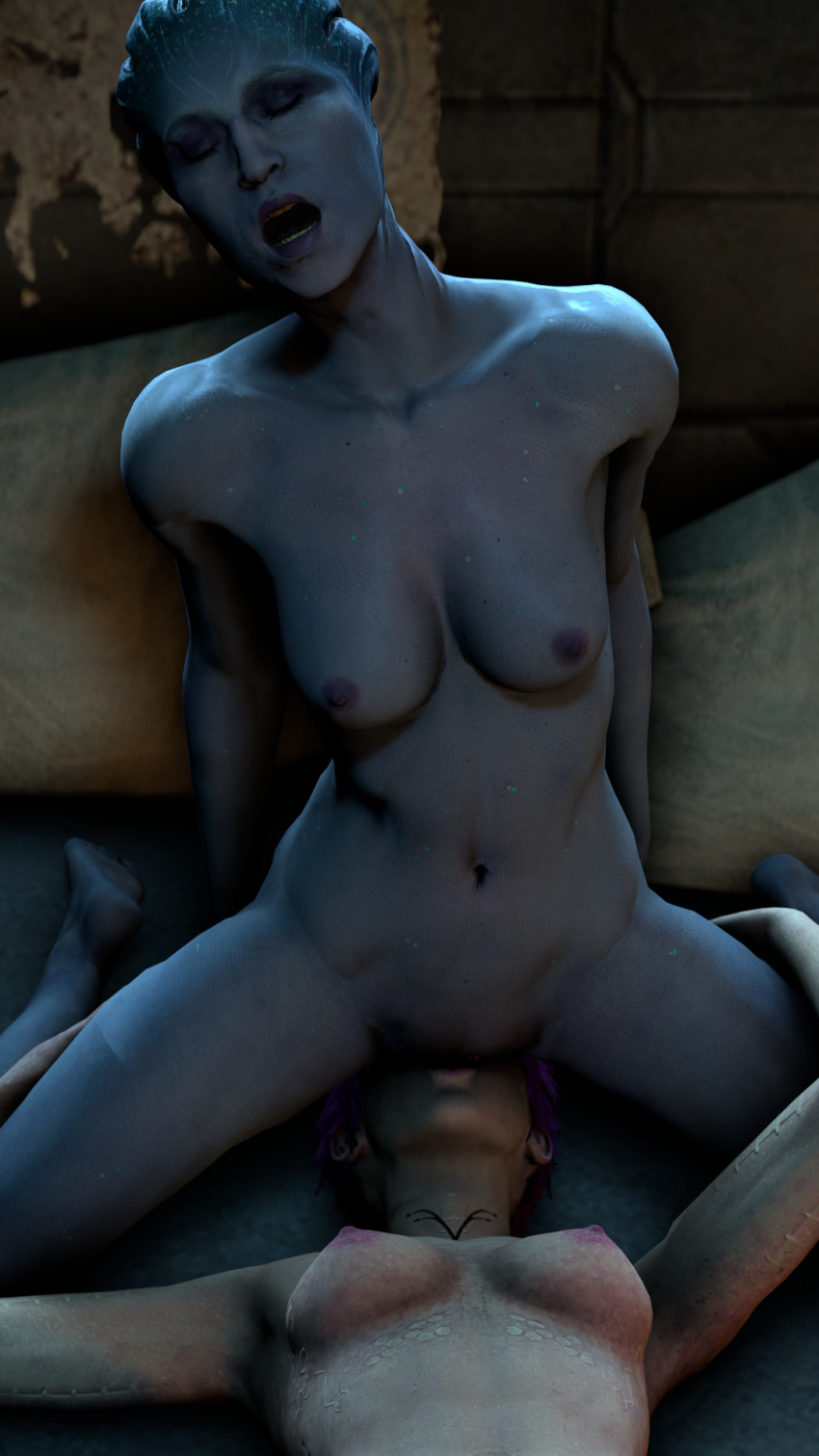 mass nude ryder andromeda effect [ultramanbo] soul of forgery