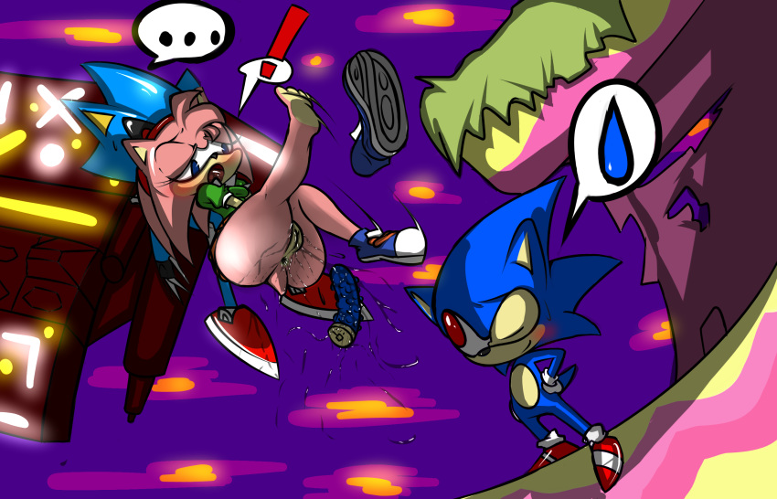 scratch the hedgehog of sonic adventures The cleveland show roberta porn