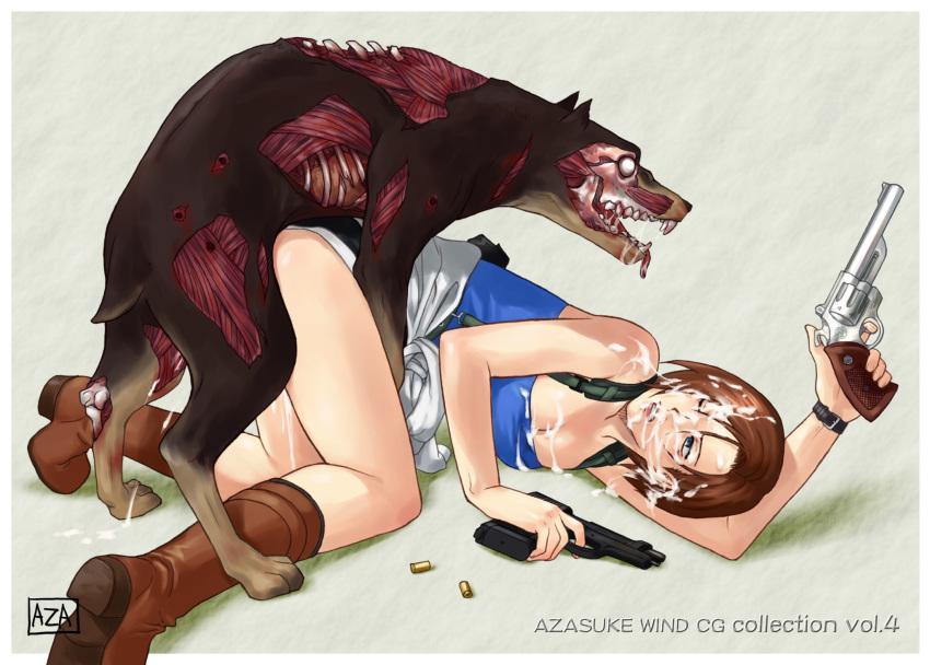 resident porn claire redfield evil Man cums in horse pussy