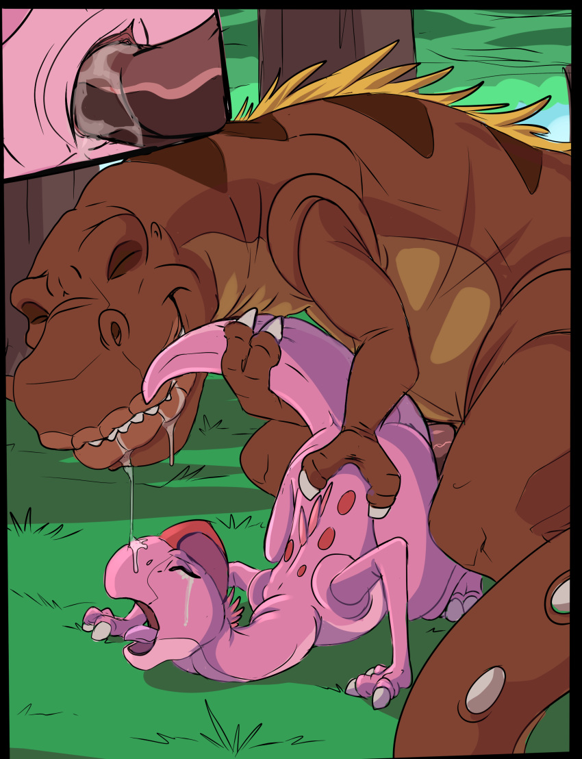 yee dinosaur is what from Do you like horny bunnies 2